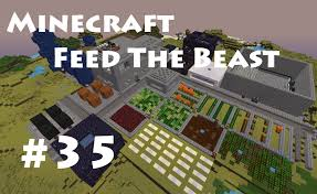 minecraft feed the beast e35 moving part 5 the server room