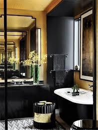 gold bathroom ideas black and gold bathroom decor my web value