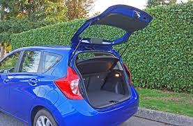 2016 nissan versa blue 2016 nissan versa note sl road test review carcostcanada