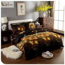 Tiger Comforter Set Manly Comforter Sets Modern Home