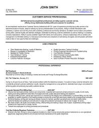 Sample Of A Customer Service Resume by Resume Templates To Print For Costumer Service Customer Service