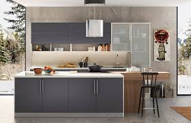 Straight Line Kitchen Designs Complete Fitted Kitchens Straight Line Kitchen With Island