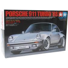 porsche 911 model kit tamiya 1988 porsche 911 turbo model kit 1 24 hobbycraft