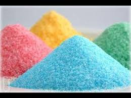 how to make colored sugar youtube