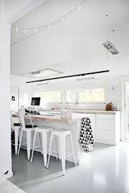 white kitchen with pops of color future kitchen pinterest