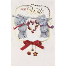 special daughter me to you bear christmas card 2 49 teddy