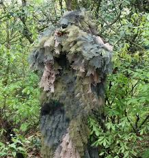 Ghillie Suit Halloween Costume 2015 Tactical Military Ghillie Suit Outdoor Woodland