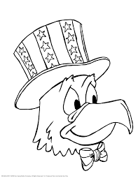 eagle head coloring pages getcoloringpages com