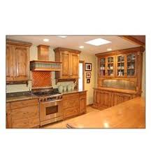 Kitchen Pine Cabinets Pine Cabinets Black Counter I Like The Contrast On The