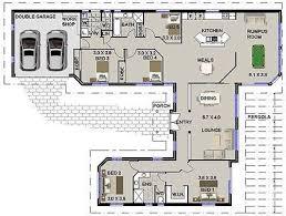 construction house plans plan 259 5 bedroom home floor plans rumpus family construction