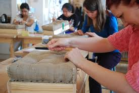 Upholstery Training Courses Creative U0026 Crafty Classes In London