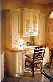 kitchen cabinet desk ideas 16 best ideas for the house images on kitchen desks