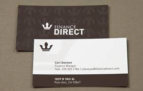 how to make a business card for business printaholic