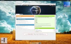 Awn Linux 25 Best Linux Desktop Customization Screenshots Tux Planet