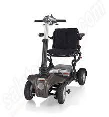 sedia elettrica per disabili scooter elettrico per anziani e disabili pieghevole portatile 4 ruote