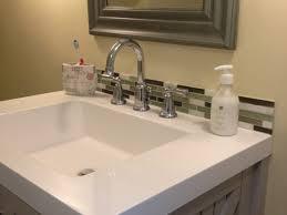 tile backsplash ideas bathroom bathroom glass tile backsplash backsplash sheets vanity