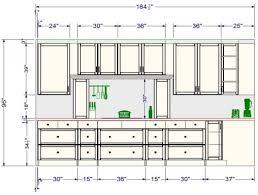 kitchen design measurements design your own kitchen best ideas