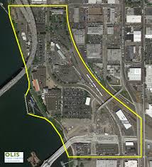 Portland Bike Map by Resources Oregon Leadership In Sustainability Practicum