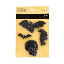 buy the black halloween icon resin accessories by recollections