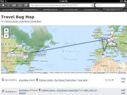 Geocache Map Geocaching Got Kids Will Travel