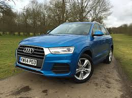 audi q3 petrol or diesel audi q3 1 4 tfsi se 150ps s tronic review