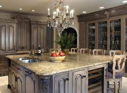 island kitchen table combo open kitchen and dining room high end