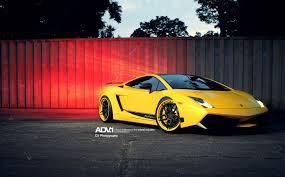 Lamborghini Gallardo Custom - lamborghini gallardo superleggera adv005 track spec sl wheels