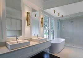 Modern Bathroom Ceiling Lights - chic bathroom track lighting bathroom ceiling lighting bq nucleus
