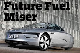 volkswagen xl1 volkswagen xl1 is the future of fuel efficient driving