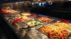 Cheap Lunch Buffet by One Man Tests The Limits Of Mandarin U0027s Infamous All You Can Eat