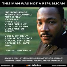 Mlk Memes - mlk not a republican red state dems