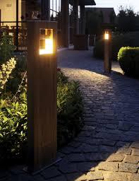 Bollard Landscape Lighting Beautiful Outdoor Bollard Lighting Style Bistrodre Porch And