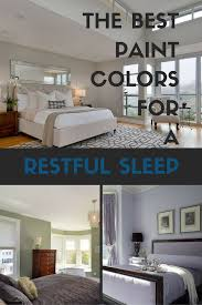 the 8 best paint colors for a restful sleep color pick bedrooms