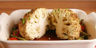 best balsamic glazed roasted cauliflower recipe how to make
