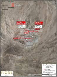 dashboard fiore fiore gold drills 2 67 metres of 381 g t silver at cerro tostado