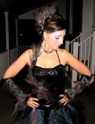 Peacock Costume Halloween Diy U2013 Cirque Du Soleil Peacock Costume Cirque Du Soleil