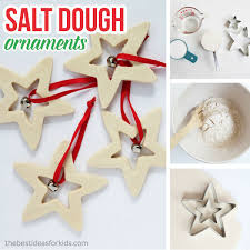 salt dough handprint ornament the easiest way to make salt dough