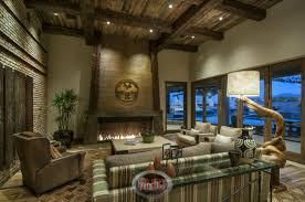 pleasant rustic interior design stunning interior decor home
