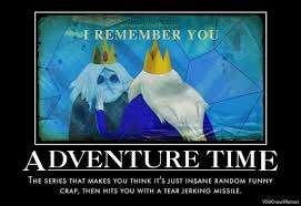 Adventure Meme - i m afraid you re going to lose me and i ll also lose myself