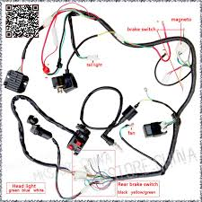 chinese 150cc atv wiring diagram john deere 1020 wiring diagram