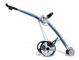 new wave design electric golf trolley 106e
