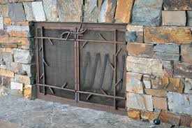custom fireplace screens fire screens handcrafted by wiederrick 39