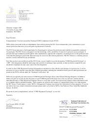Certification Letter Of Accomplishment New Crp Letter Camper 1 1
