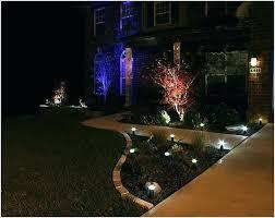 Colored Landscape Lighting Multi Color Landscape Lights Theaffluencenetworkbonus Club