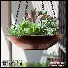 modern hanging planters fiberglass modern hanging planters by planters unlimited