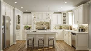 white antiqued kitchen cabinets antique white flat panel kitchen cabinets flat panel rta