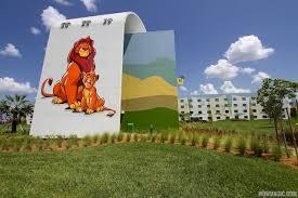 disney art of animation floor plan disney u0027s art of animation lion king section photo 1 of 14