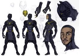 black panther design by kaseddy on deviantart