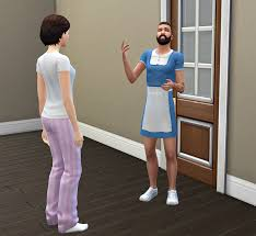 Nextdoormale Tumblr - interrupted neighbor s woohoo and he was wearing a maid outfit