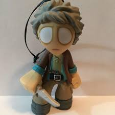 the walking dead ornament carl grimes from erin etc my etsy